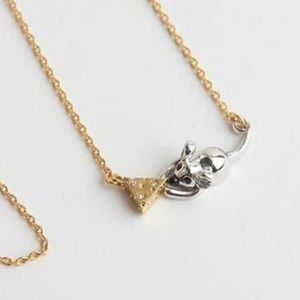Kate spade year of the mouse delicate necklace NWT